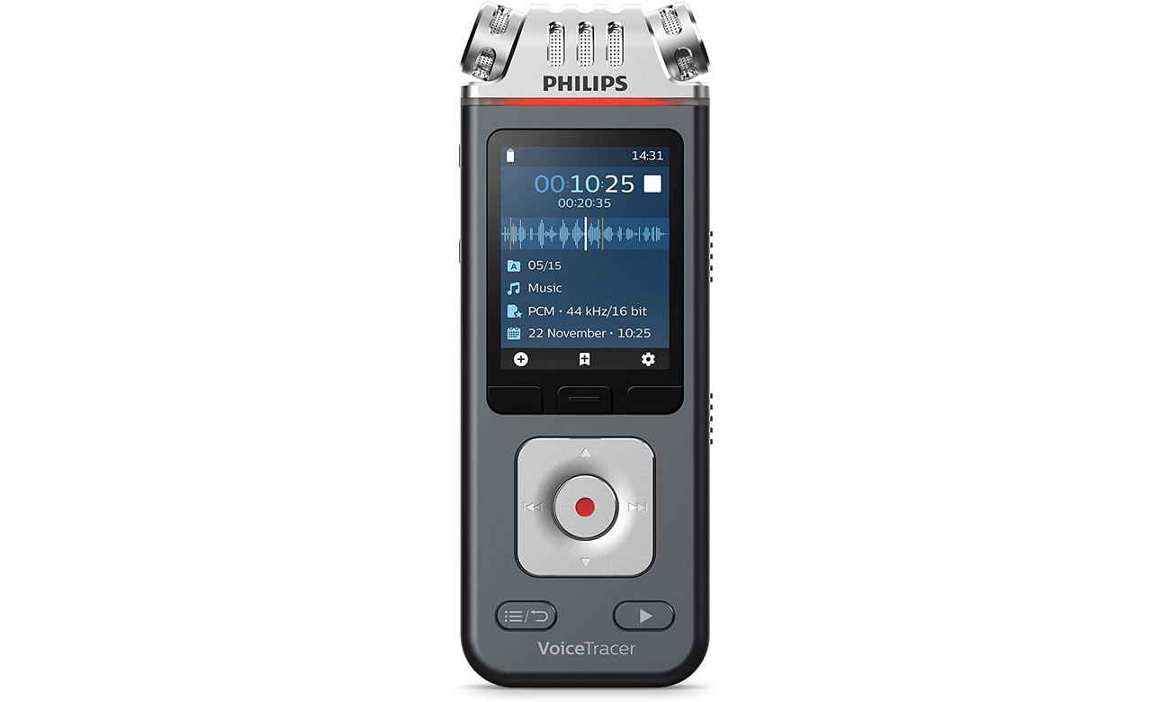 Dyktafon Philips DVT6110
