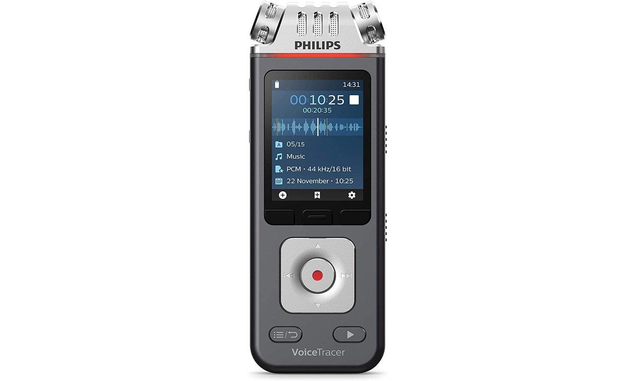 Dyktafon Philips DVT7110