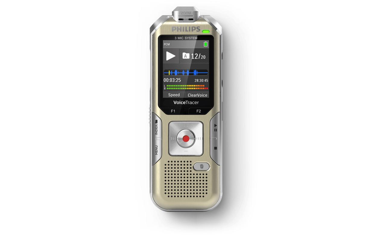 Philips DVT8010 wyświetlacz