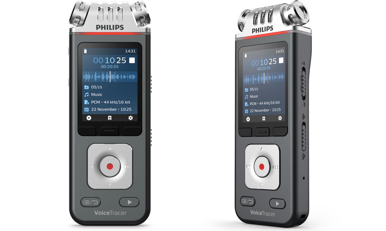 Dyktafon Philips DVT8110 VoiceTracker