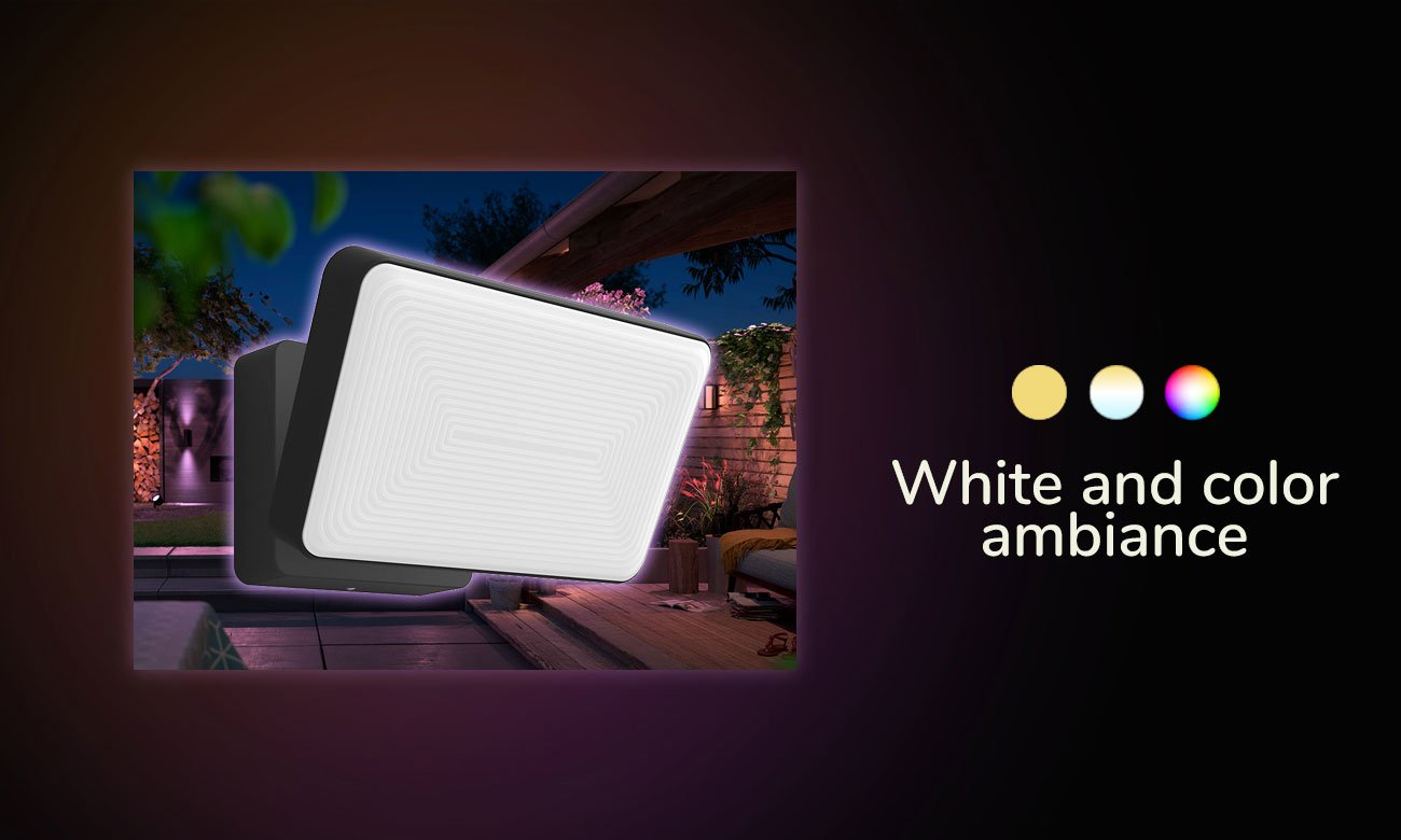 Philips Hue White and Color Ambiance Discover (zewnętrzna)