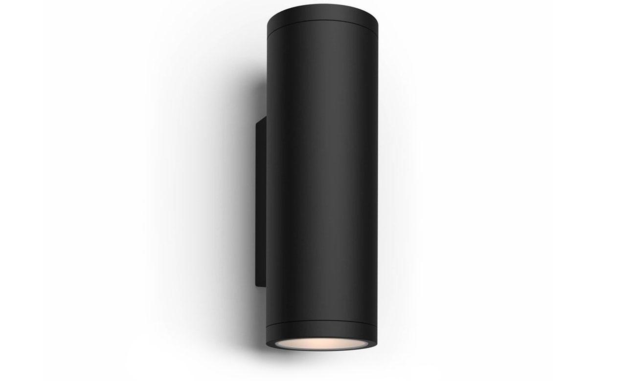 Kinkiet zewnętrzny Philips Appear Czarny
