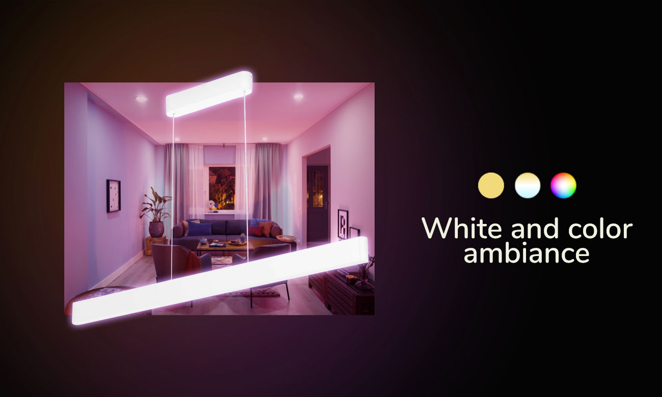 Philips Hue White and Color Ambiance Ensis