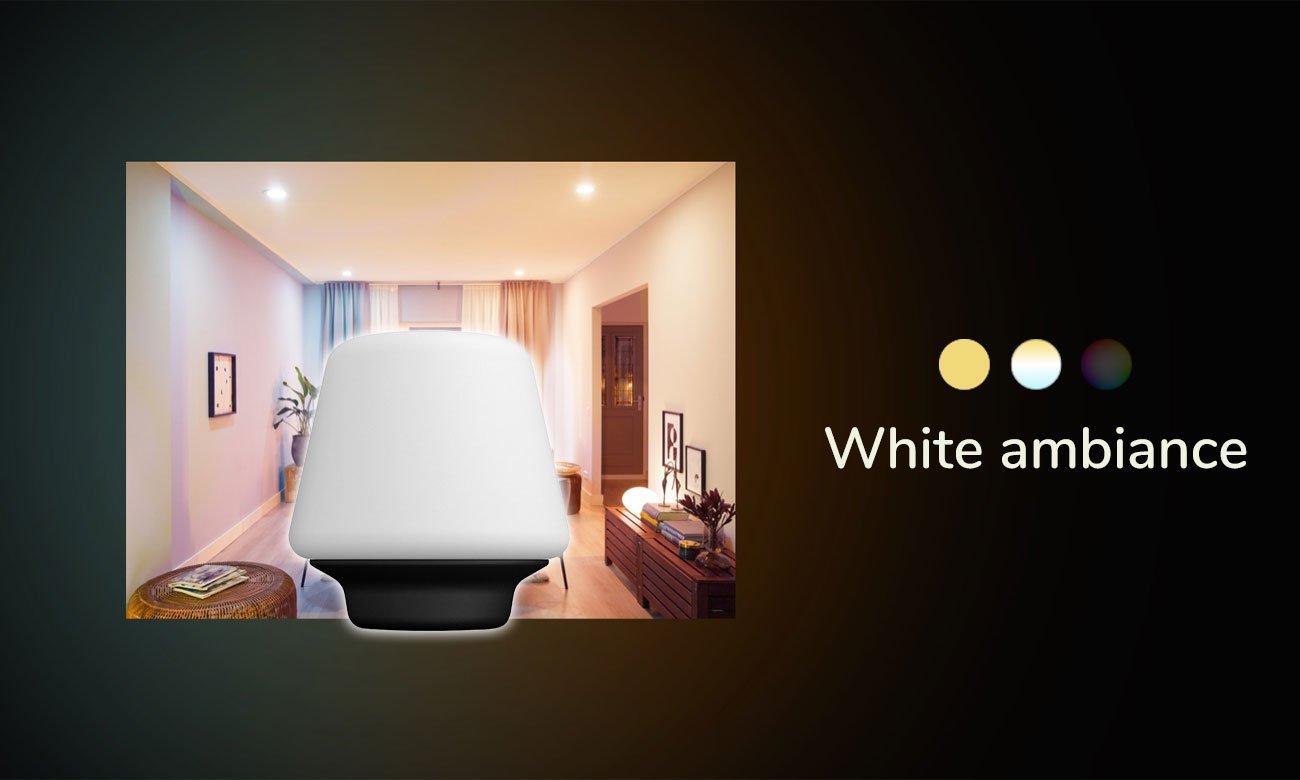 Philips Hue White Ambiance Wellness biurkowa z pilotem 8718696175057 (ZigBee+BT)