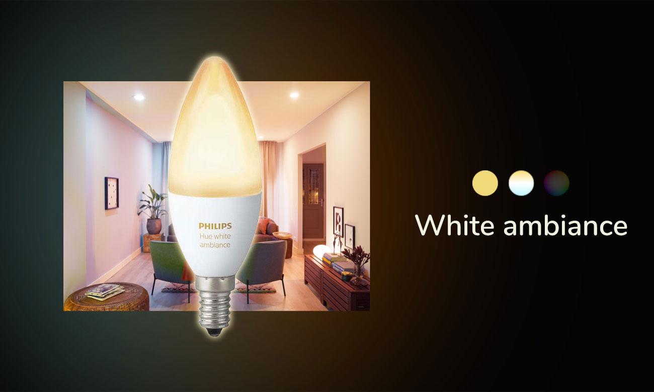 Philips Hue White Ambiance (1szt. E14)