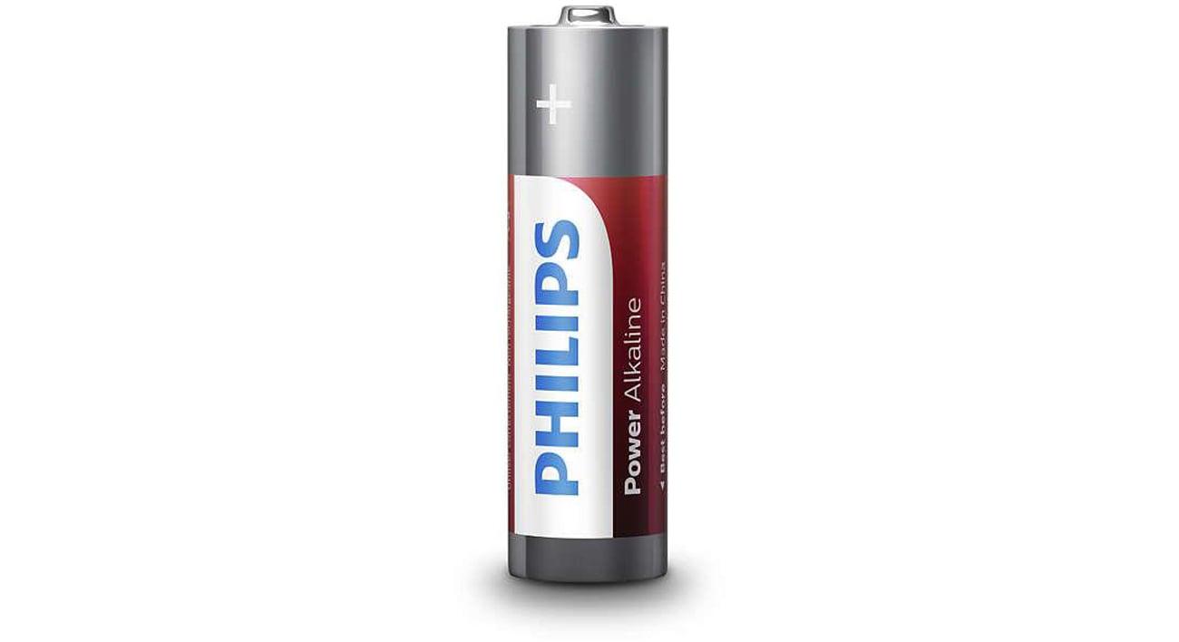 Bateria alkaliczna Philips Power Alkaline AA