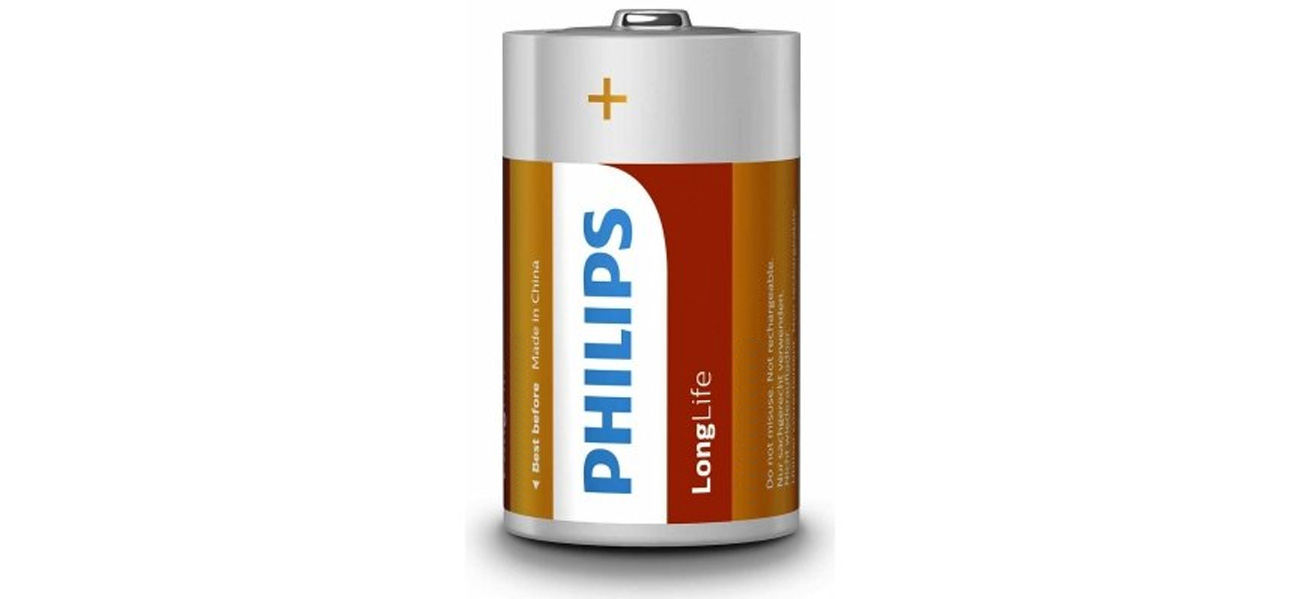 Bateria Philips long life