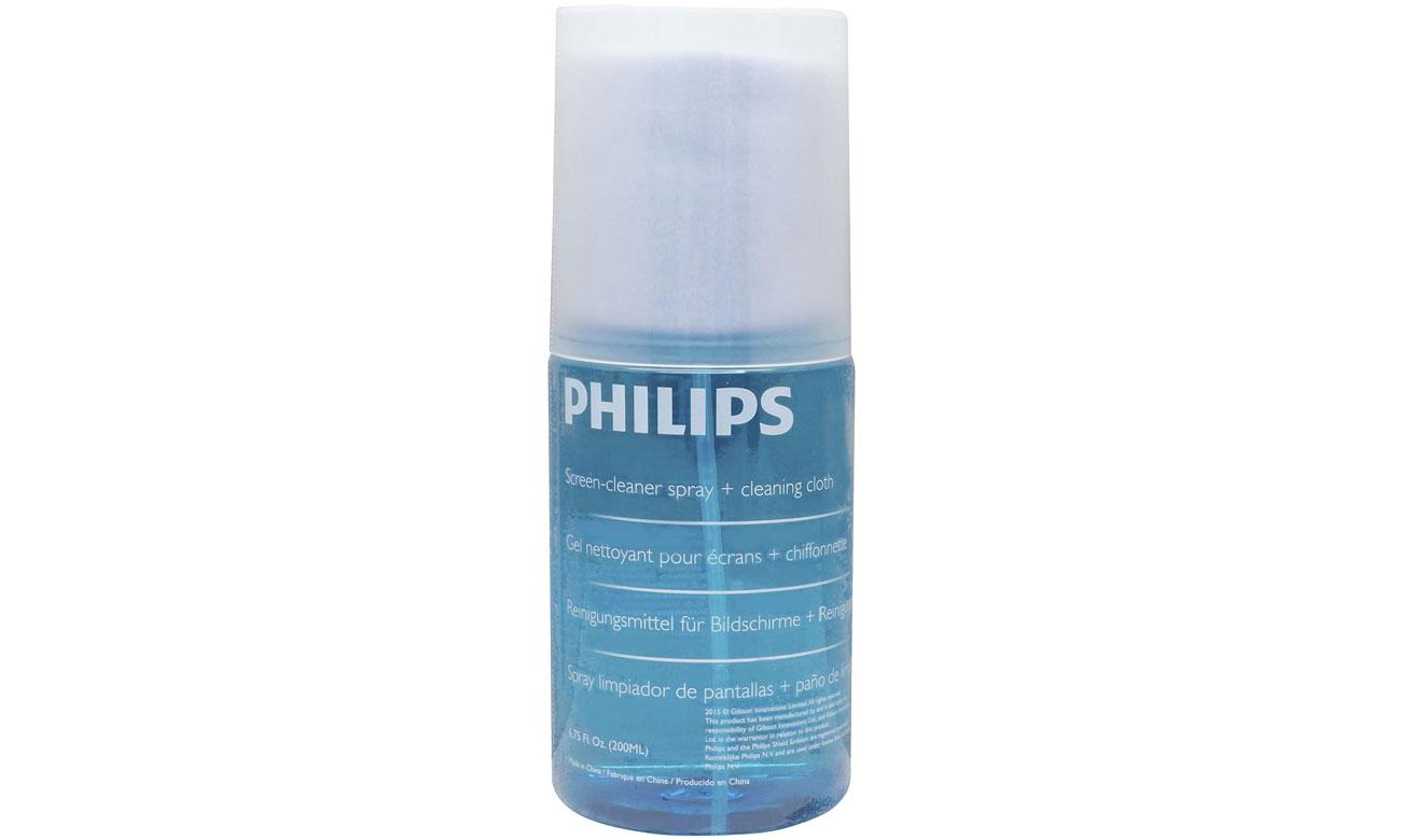 Philips Zestaw do czyszczenia ekranu telewizora / monitora SVC1116B/10