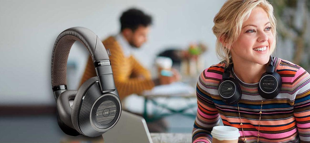 Plantronics BackBeat PRO 2 Słuchawki bezprzewodowe dla fanów dobrego brzmienia