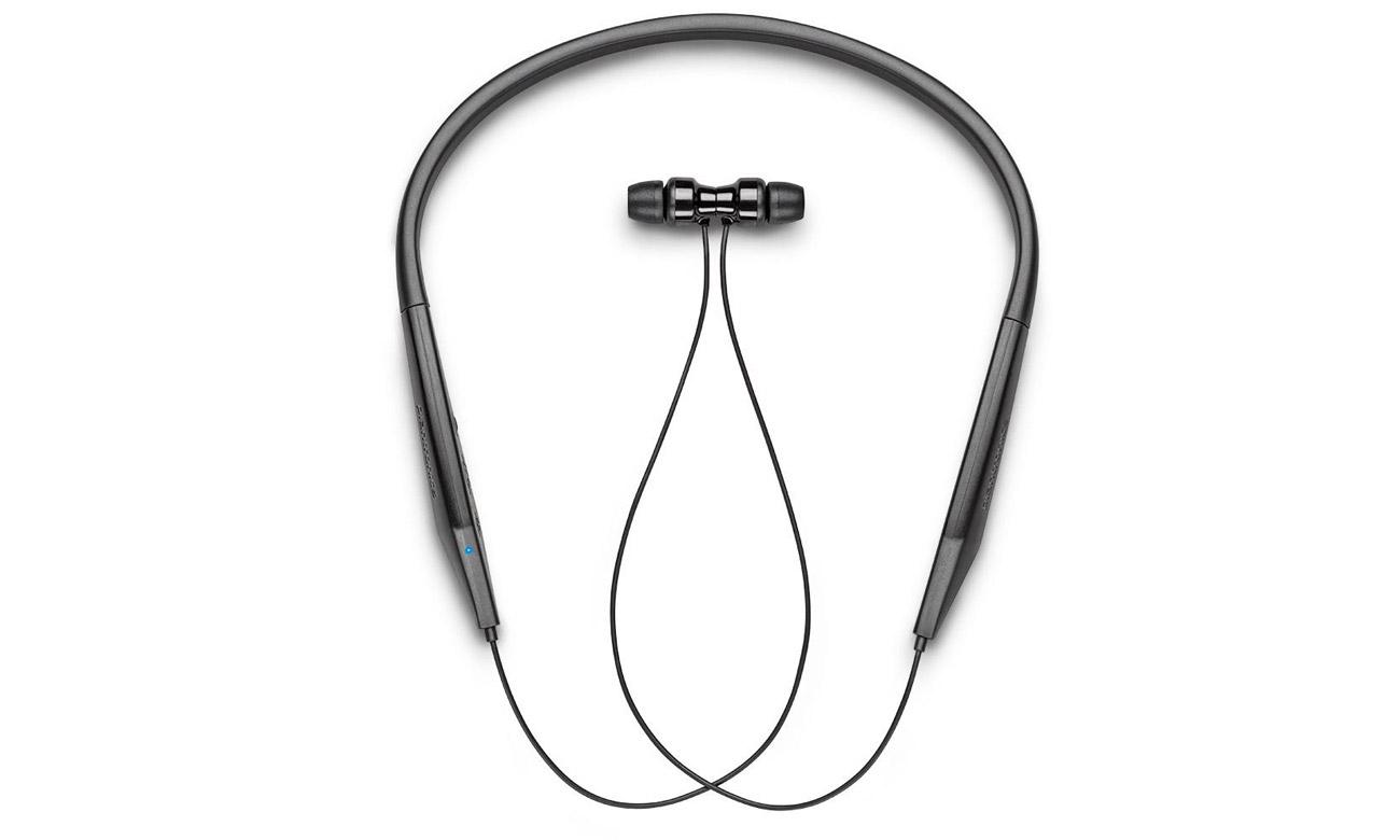 Plantronics Backbeat 100 Blokowanie hałasów z otoczenia
