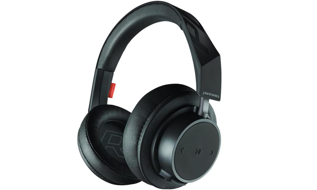Słuchawki Plantronics BackBeat Go 600 Czarne
