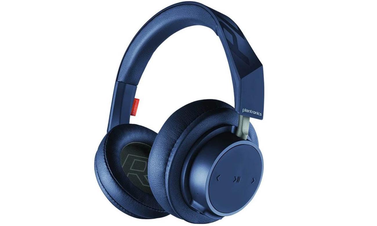 Słuchawki Plantronics Backbeat GO 605 Navy Blue