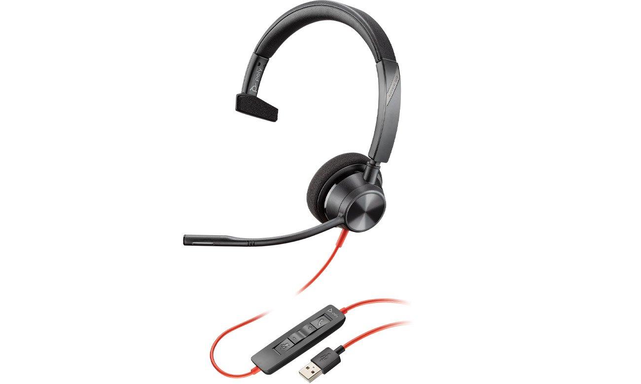 Zestaw słuchawkowy Plantronics Blackwire 3310