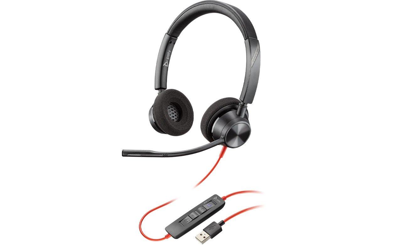 Zestaw słuchawkowy Plantronics Blackwire 3320
