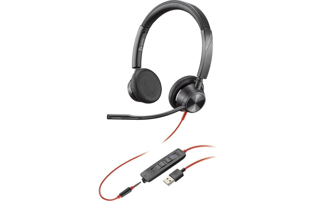 Zestaw słuchawkowy Plantronics Blackwire 3325