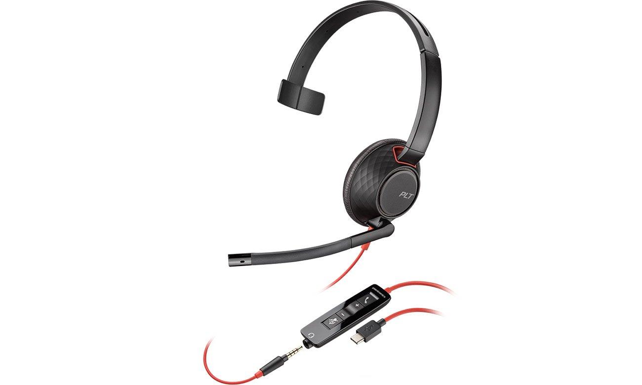 Zestaw słuchawkowy Plantronics Blackwire C5210