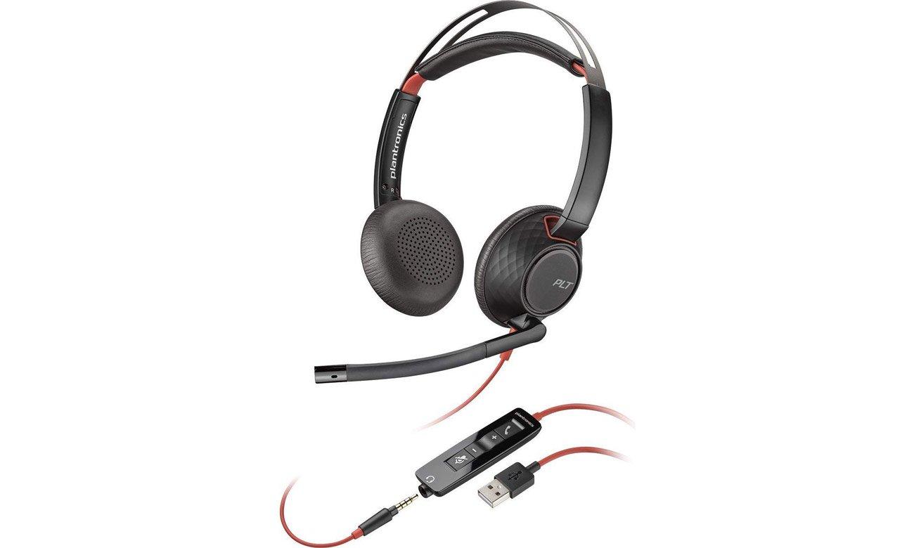 Zestaw słuchawkowy Plantronics 5220
