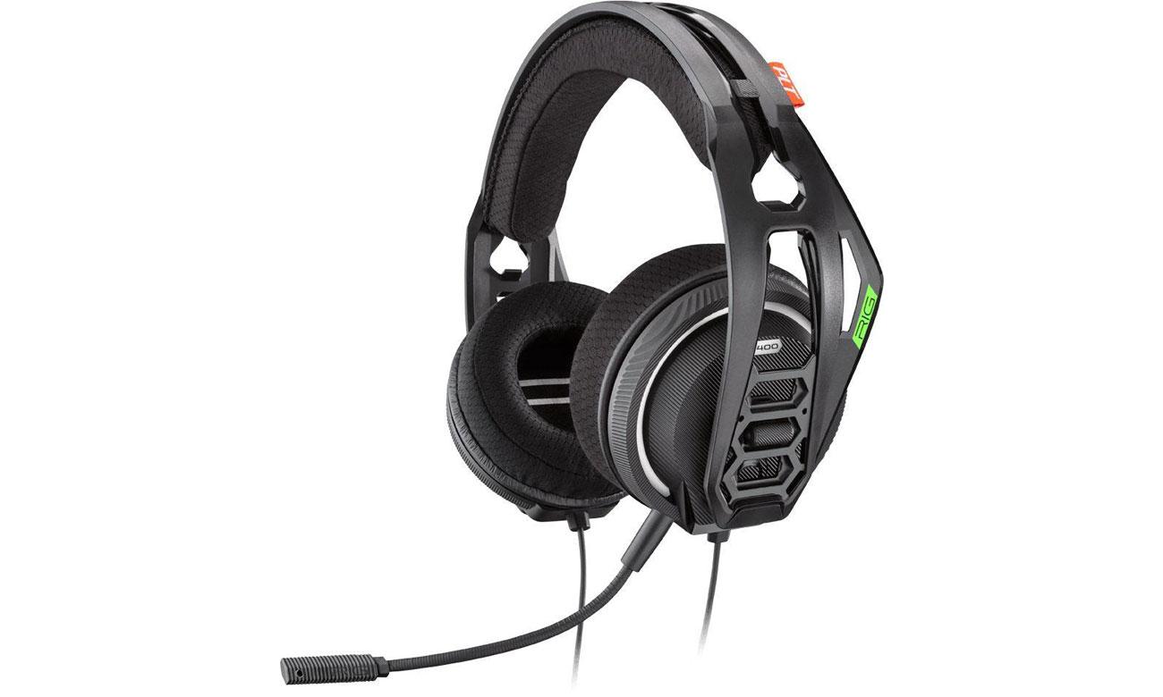 Słuchawki Plantronics GameCom RIG 400 HX