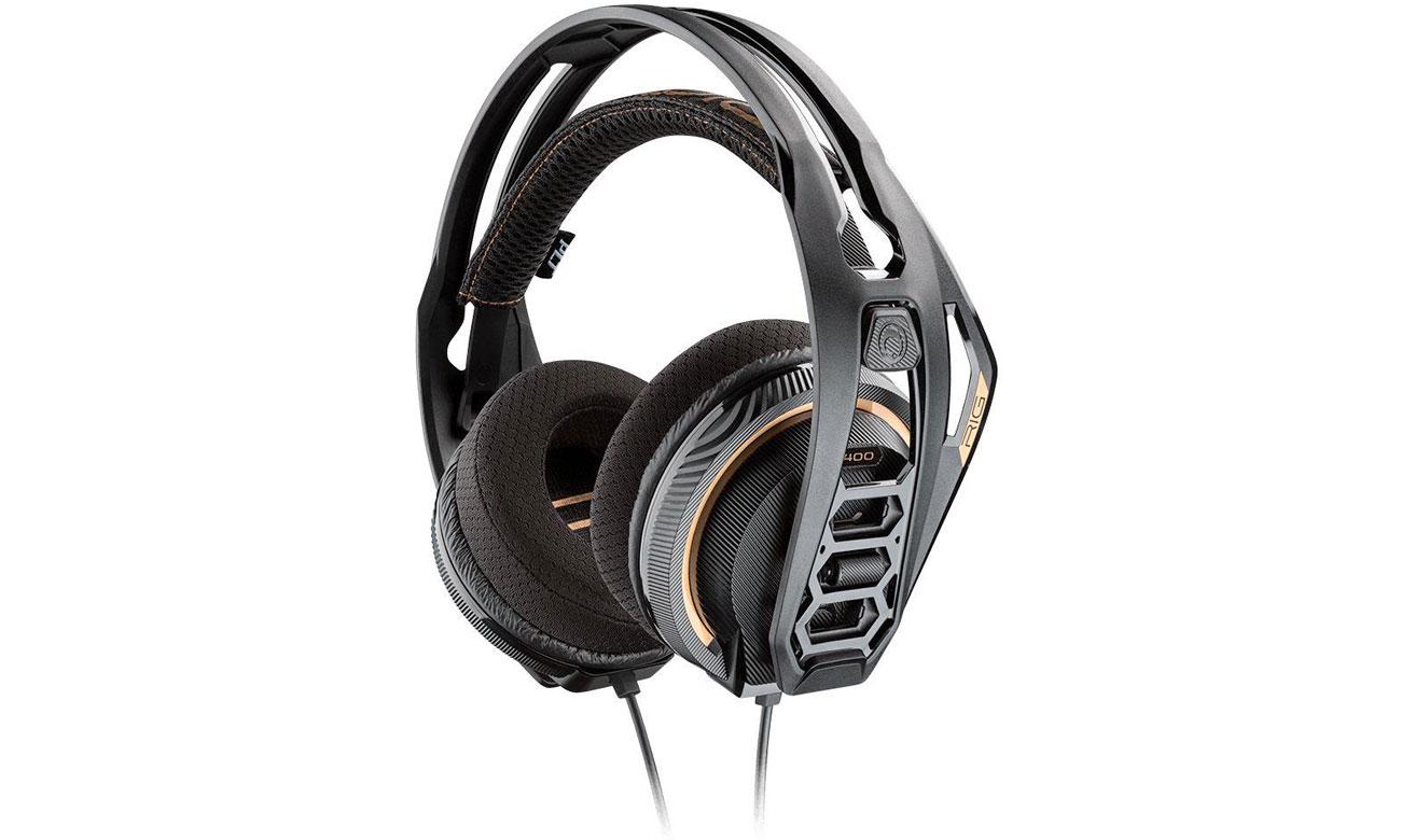 Słuchawki Plantronics GameCom RIG 400 z Dolby Atmos