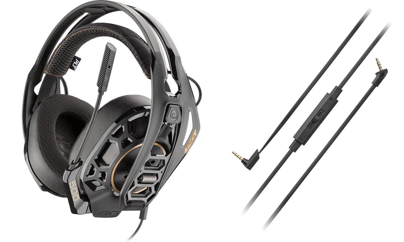 Słuchawki Plantronics RIG 500 PRO HX dla Xbox One
