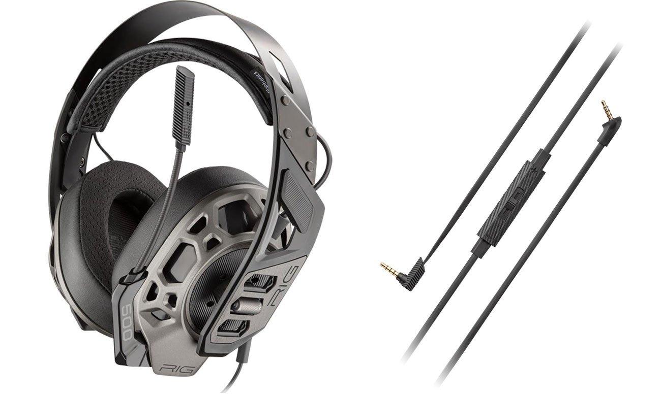 Słuchawki Plantronics RIG 500 PRO Esports Edition