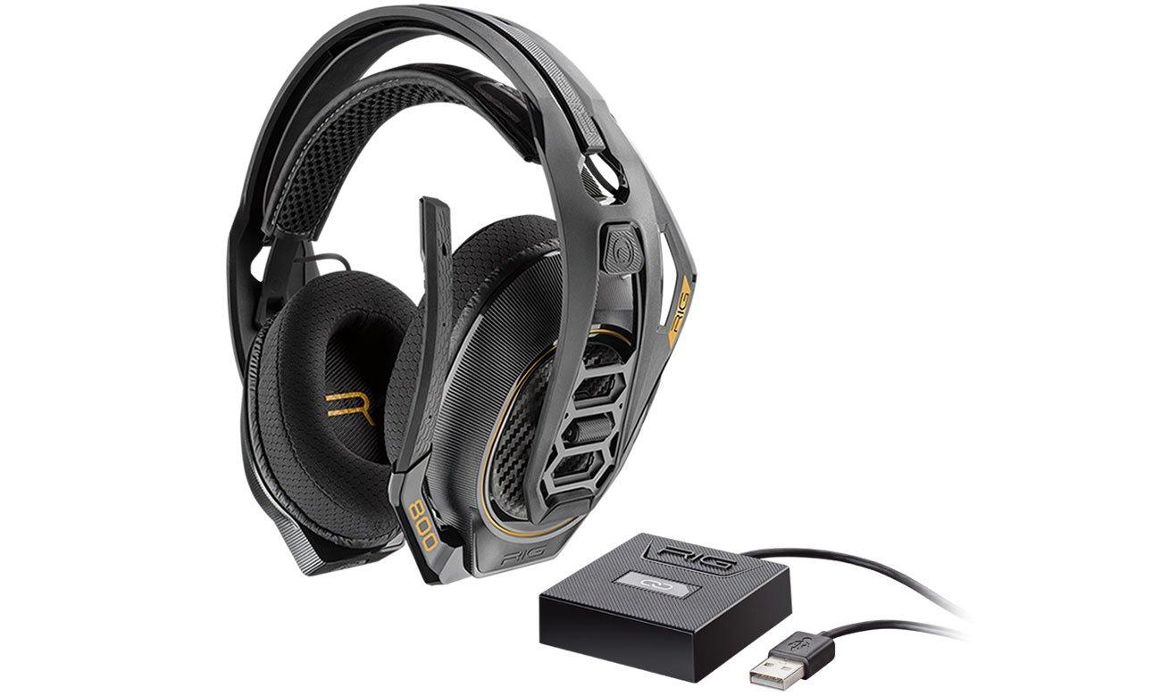 Słuchawki Plantronics RIG 800HD