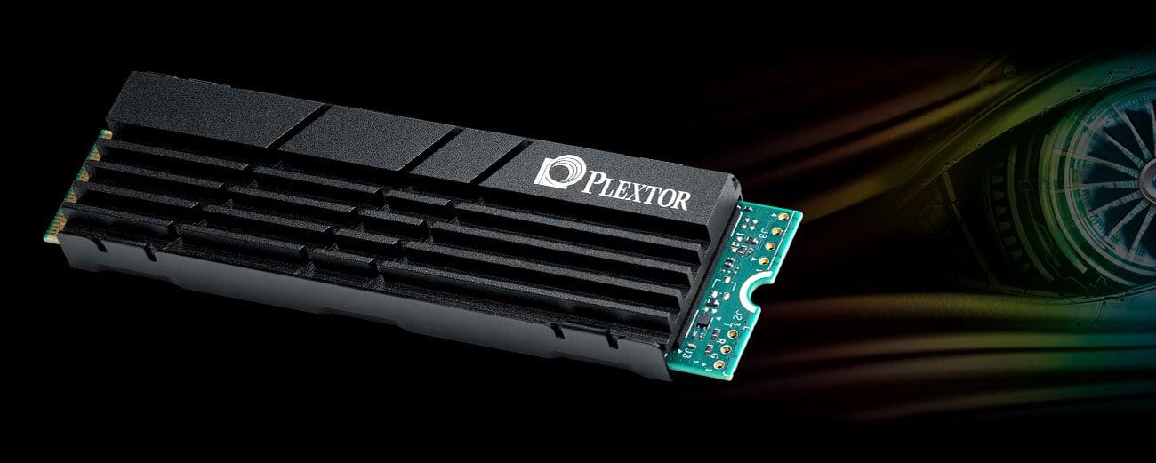 Dysk SSD Plextor 512GB M.2 PCIe NVMe M9PG Plus PX-512M9PG+