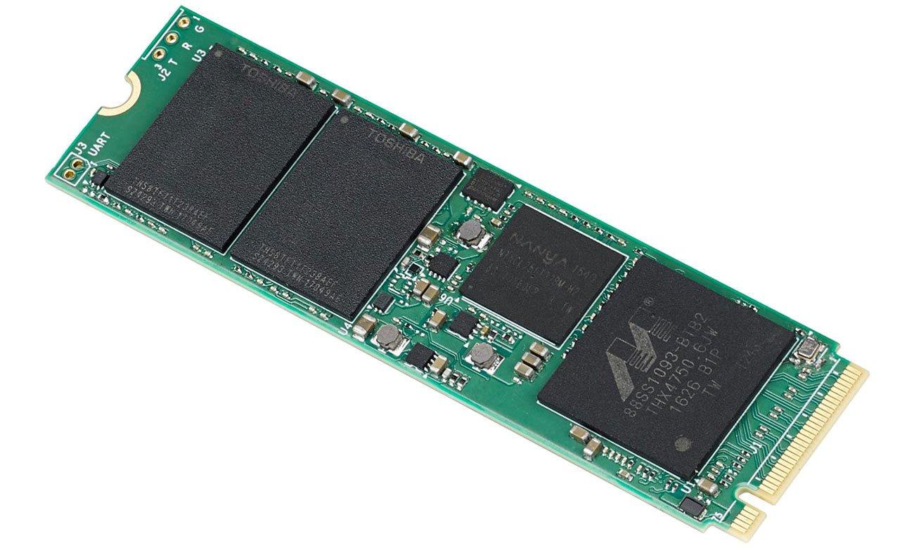 Dysk SSD Plextor 256GB M.2 PCIe Gen3 x4 NVMe 2280 M9PeGN