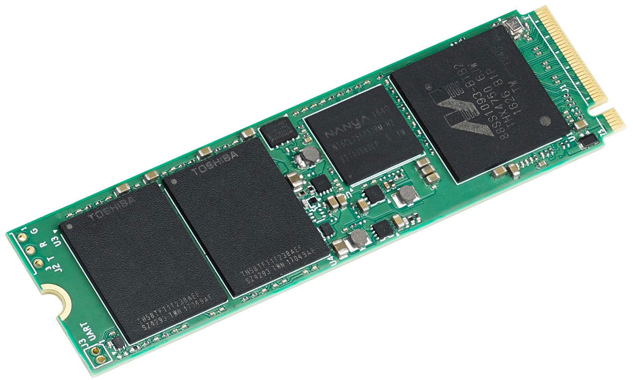 Plextor 256GB M.2 PCIe Gen3 x4 NVMe 2280 M9PeGN
