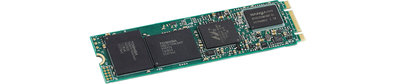 Plextor 256GB SSD M.2 2280 SATA M7VG
