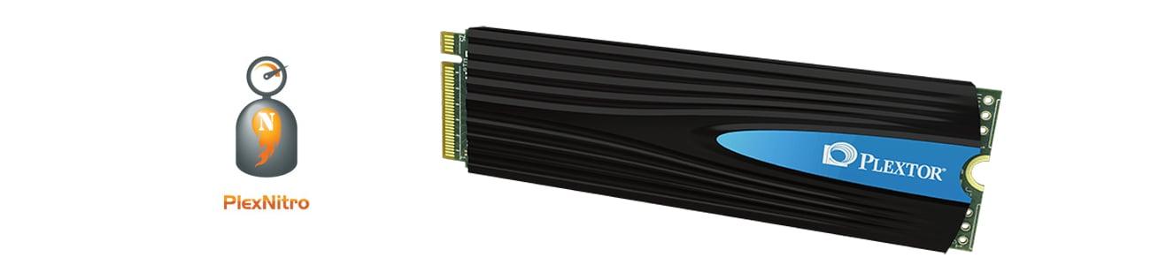Plextor 512GB M.2 2280 M8SeG oprogramowanie PlexNitro