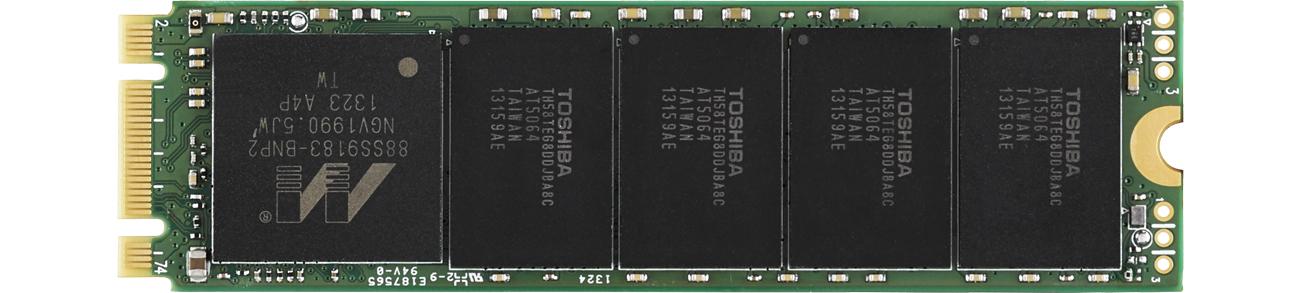 Dysk SSD Plextor PCIexpress M6E M.2