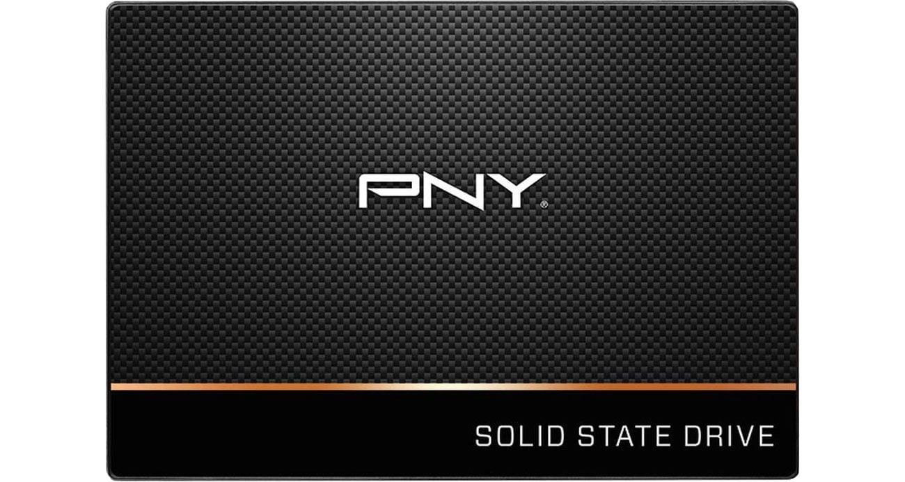 Dysk SSD PNY 240GB 2,5 SATA SSD CS800 SSD7CS800-240-PB