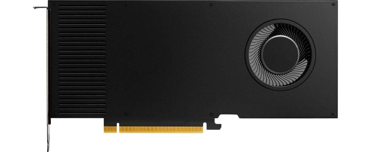 PNY Quadro A4000 16GB DDR6 Architektura NVIDIA Ampere