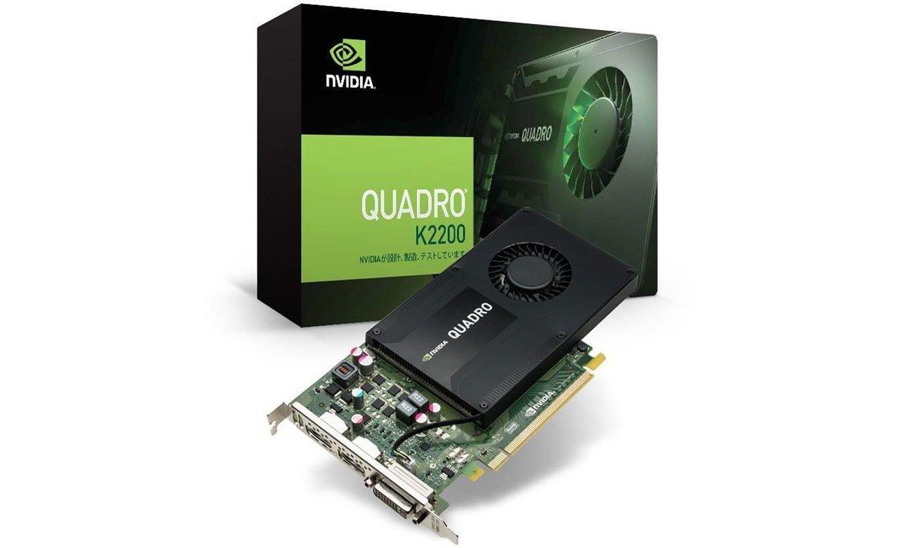 Karta graficzna NVIDIA Quadro K2200 4 GB