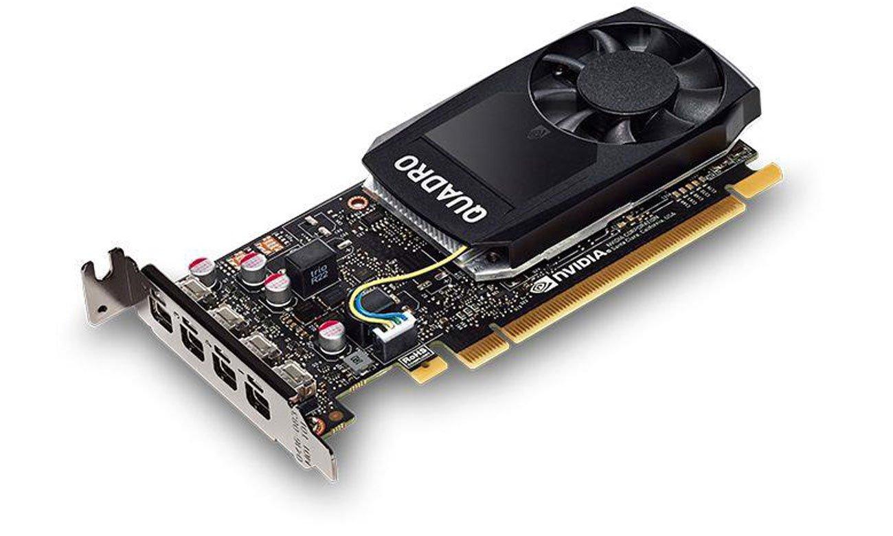 Karta graficzna NVIDIA Quadro P1000 4 GB