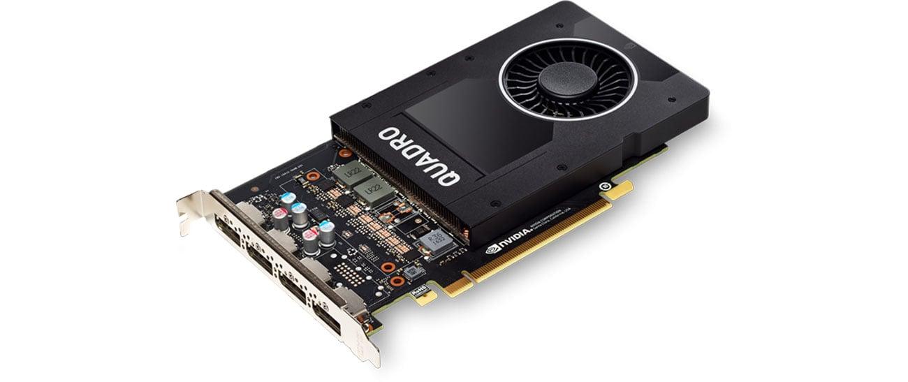 Karta graficzna NVIDIA PNY Quadro P2200 5GB DDR5 VCQP2200-PB