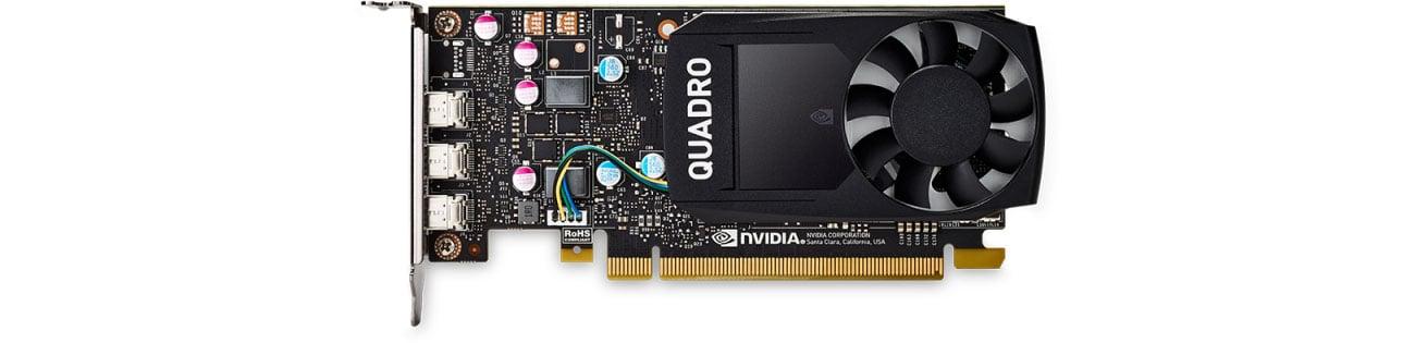 PNY Quadro P400 V2 2GB DDR5 VCQP400V2-PB