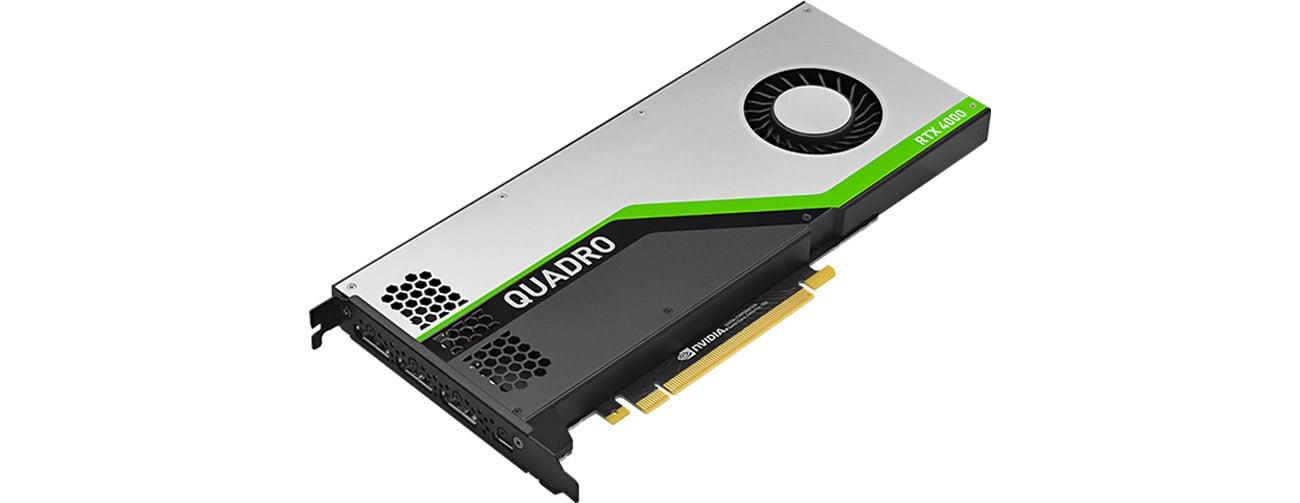 Karta graficzna NVIDIA PNY Quadro RTX4000 8GB GDDR6 VCQRTX4000-PB