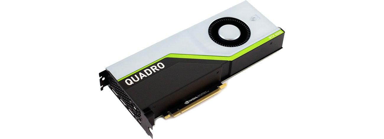 Karta graficzna NVIDIA PNY Quadro RTX 5000 8GB GDDR6 ECC