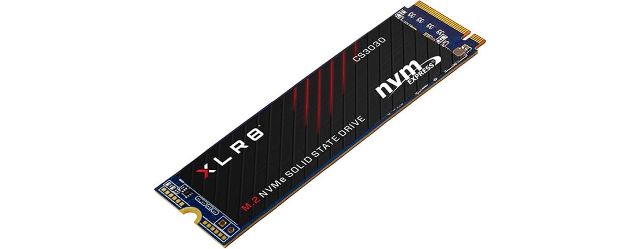 Dysk SSD M.2 PNY XLR8 CS3030 500GB