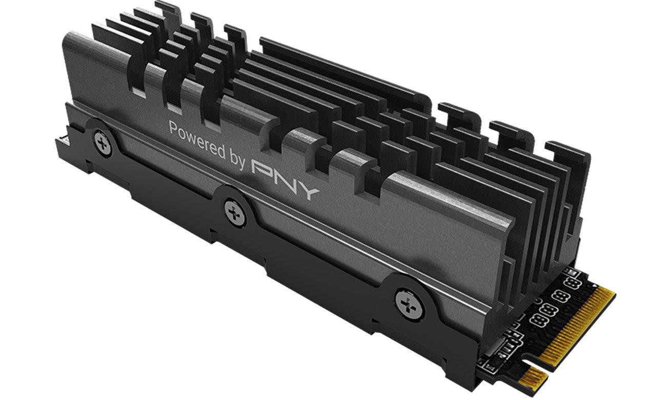 Dysk SSD M.2 PNY XLR8 CS3140 Heatsink NVMe 2TB