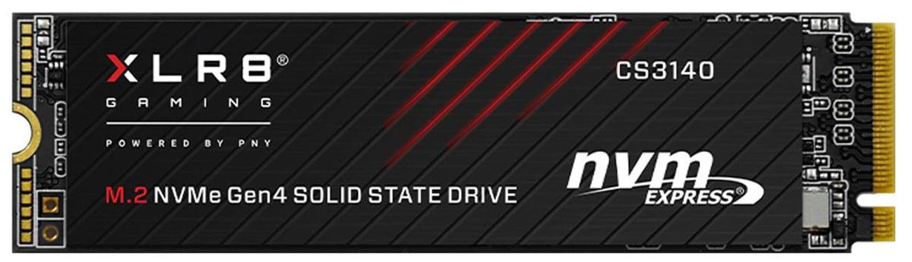 Dysk SSD M.2 PNY XLR8 CS3140 NVMe 1TB