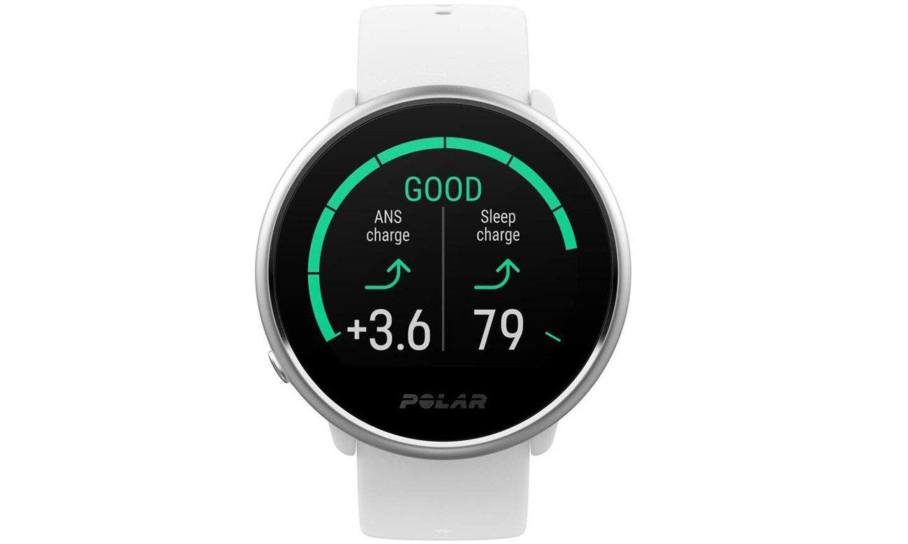 Zegarek sportowy Polar Ignite w kolorze białym M/L
