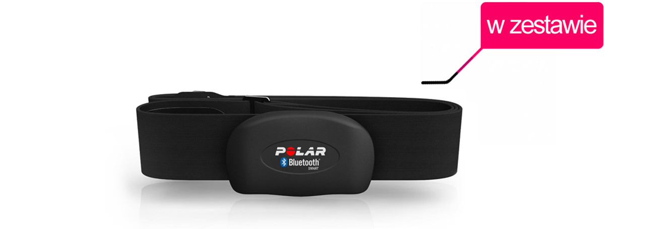 Polar M400 HR nadajnik polar hr 7