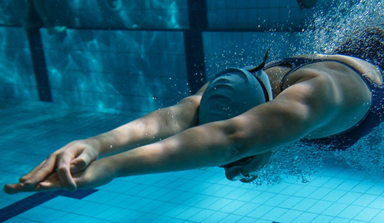 Pływaj z nadajnikiem