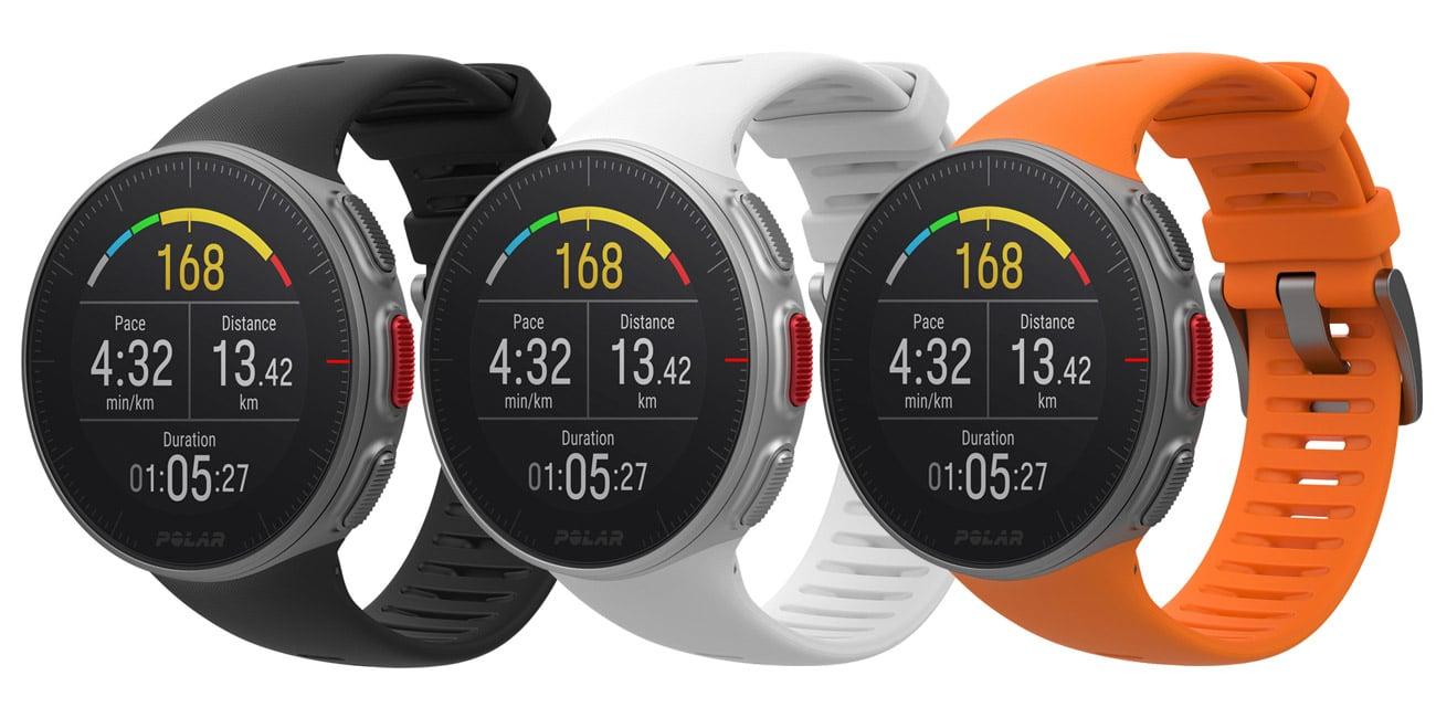 Polar Vantage V Zegarek z GPS klasy premium