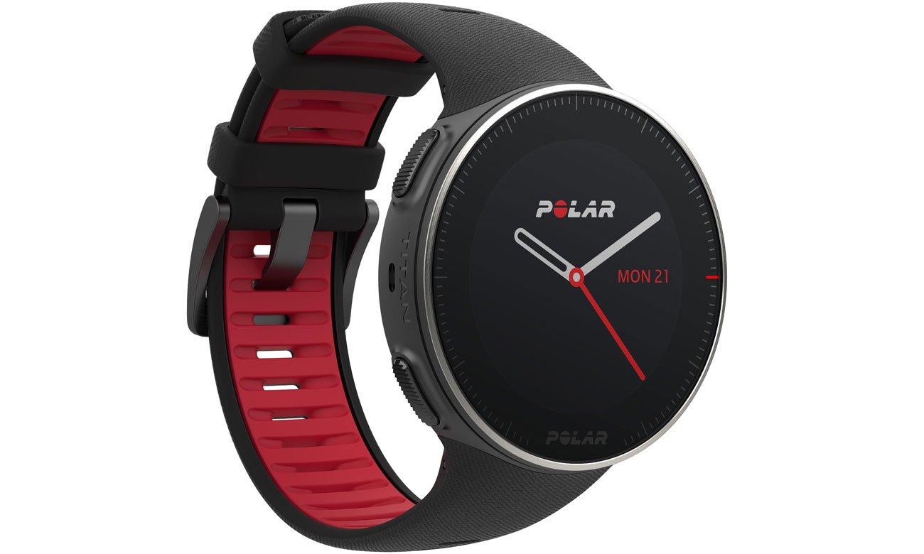 Zegarek sportowy Polar Vantage V Titan