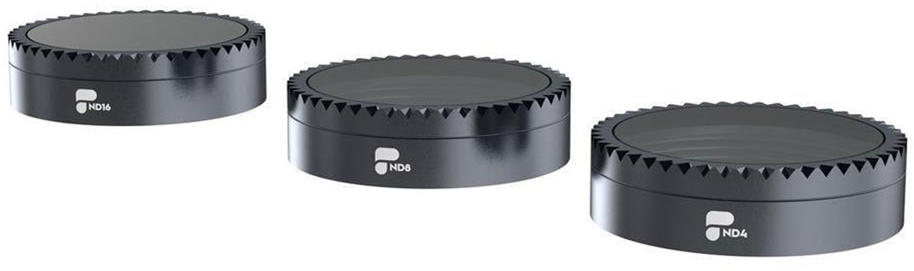 Zestaw 3 filtrów PolarPro do drona DJI Mavic Air