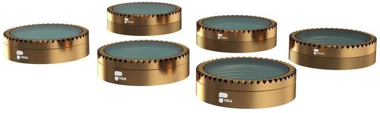 Zestaw 6 filtrów PolarPro do drona DJI Mavic Air